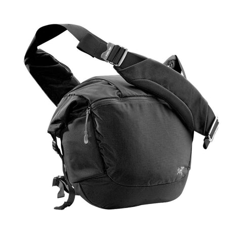 Arc'Teryx Mistral 16 Shoulder Side Bag - Black