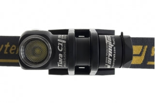 Armytek Tiara C1 Pro v2 Warm 1 x (R)CR123 CREE XP-L 400 Lumen LED Headlamp