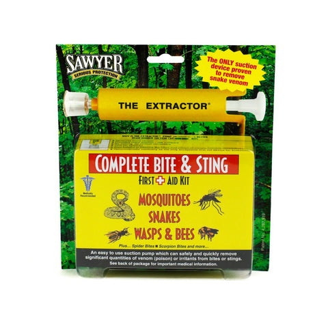 Sawyer B6B Extractor Pump Kit