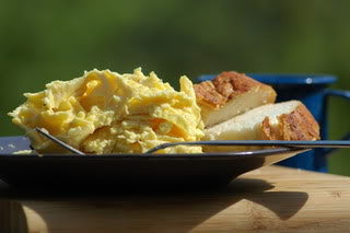Backpacker's Pantry Organic Scrambled Eggs