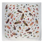 Fly Fishing Cotton Bandana