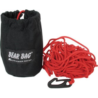 Bear Bag 60 ft Cord and Sack