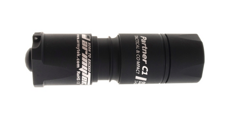 Armytek Partner C1 v2 XM-L2 / 400 Lumen LED Flashlight