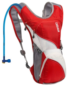 Camelbak Aurora Womens Hydration Pack - Red/Marshmallow