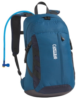 Camelbak Cloud Walker 70 oz Hydration Pack - Blue/Total Eclipse