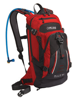 Camelbak MULE NV 100 oz Hydration Pack - Chili Pepper/Charcoal