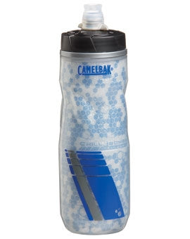 Camelbak Podium Chill Bottle 21 oz Clear/Blue