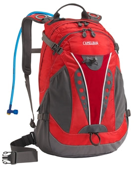Camelbak Trinity 100 oz Womens Hydration Pack - Poppy Red