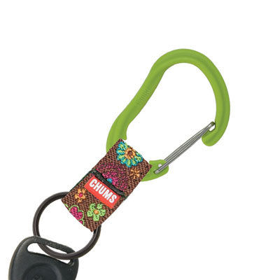 Chums - Carabiner Keychain Molded