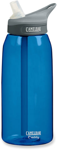 Camelbak Eddy Bottle 1L - HYDRATE OR DIE Navy