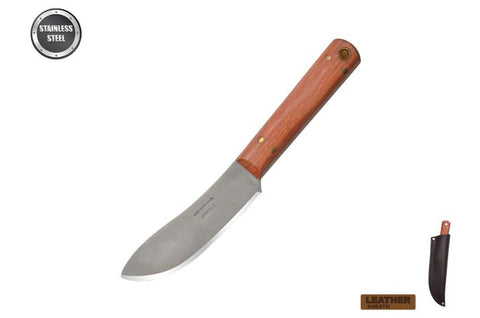 Condor Hivernant Knife 4.5' Inch Blade / Brown Walnut Handle