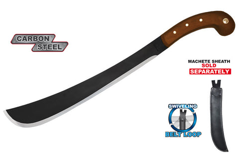 Condor Golok 14 inch Machete with Leather Sheath