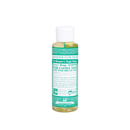 Dr. Bronner's Almond Soap - 4 Oz.