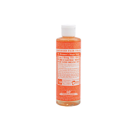 Dr. Bronner's Tea Tree Soap - 4 Oz.