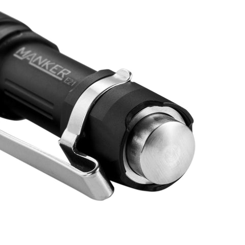 Manker E21 200 Lumen 2 X AAA Nichia 219B LED Flashlight