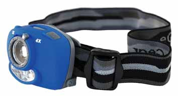 eGear Focus Control 100 Headlamp HL-100
