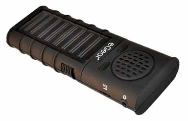 eGear Solar USB Travel Kit