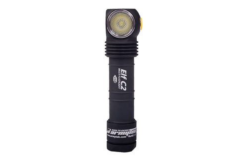 Armytek Elf C2 1050 Lumen 1 x 18650 Micro-USB Rechargeable CREE XP-L (WARM) LED Flashlight