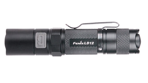 Fenix LD12 CREE XP-G2 1 x AA 125 Lumen LED Flashlight