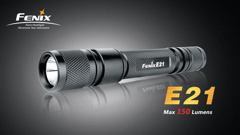 Fenix E21 LED Flashlight