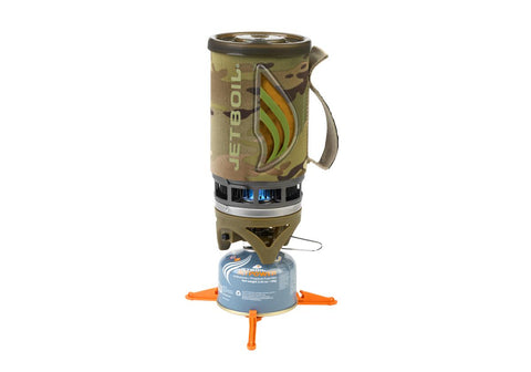 Jetboil FLASH Cooking Stove System - Camo