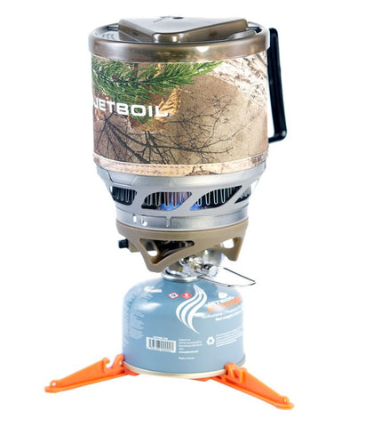 Jetboil MiniMo Personal Cooking System w/ RealTree Flash Camo