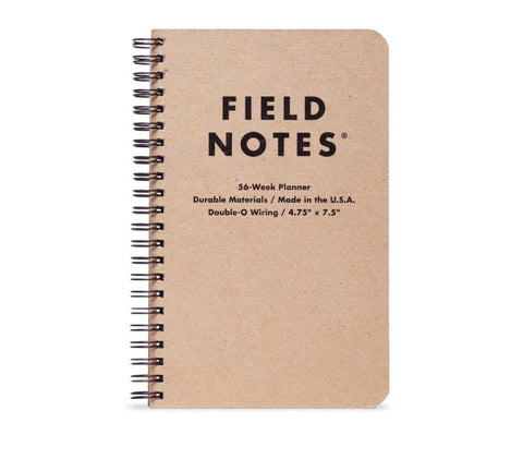 Field Notes 56 Week Planner Notebook