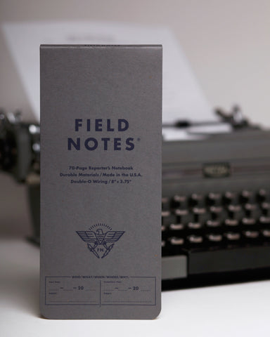 Field Notes Byline (2-Pack) Ruled Paper Notebook
