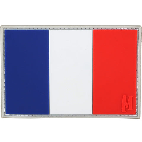 Maxpedition French Flag Morale Patch (Full Color)