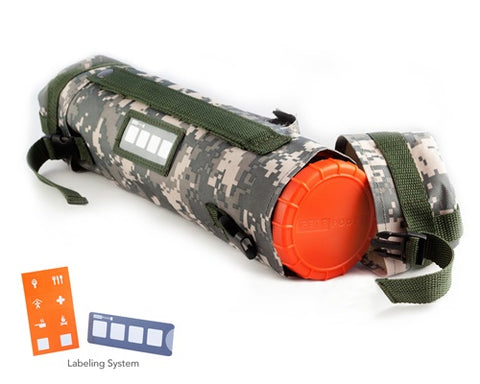 "GearPods Sleeve 14"" Digital Camo"