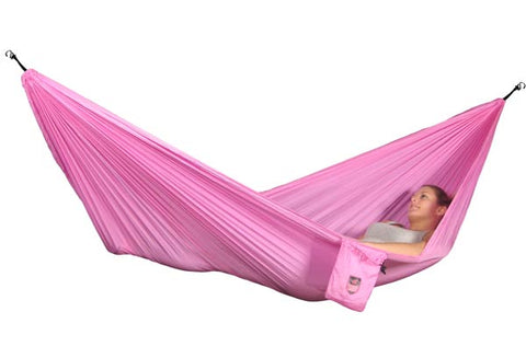 Grand Trunk Pink Collection Single Hammock