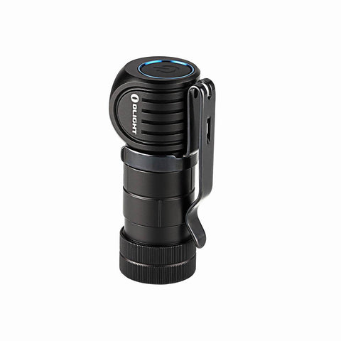 Olight H1 Nova CW (Cool White) 500 Lumen 1 X CR123 CREE XM-L2 Cool White LED Headlamp