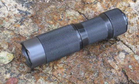HDS Systems EDC Tactical Flashlight - 200 Lumen