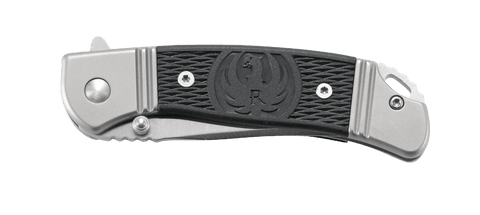 CRKT Ruger R2303 Hollow-Point Compact Folding Knife (2.417 Inch Blade)