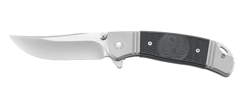 CRKT Ruger R2301 Hollow-Point +P Folding Knife (3.614 Inch Blade)