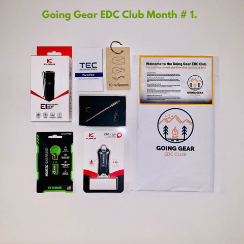 Going Gear EDC Club