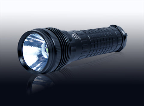 ITP Light A6 Polestar CREE MC-E 700 Lumen Flashlight