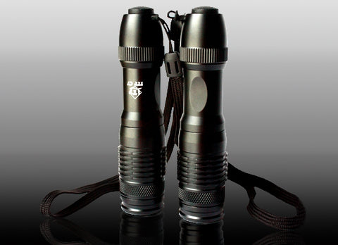 ITP Light C7T Tactical AA LED Flashlight