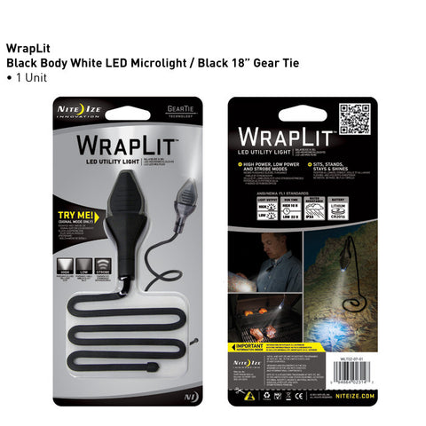 Nite Ize Wraplit LED Utility Light