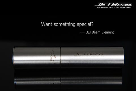 JETBeam Element E3P CREE Q5 LED Flashlight