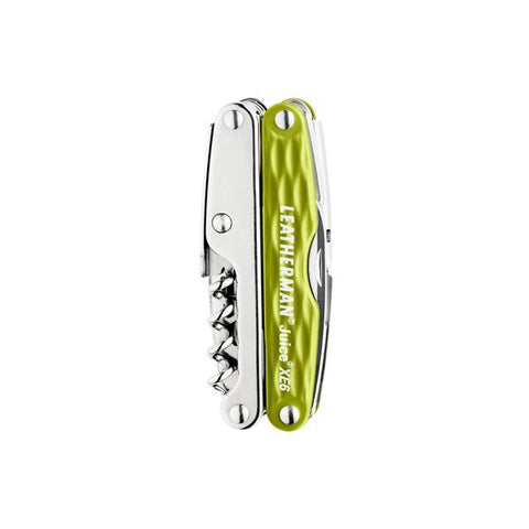 Leatherman Juice XE6 Moss Green Multi-Tool