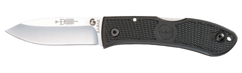 Ka-Bar Dozier Folding Hunter Knife - 4062