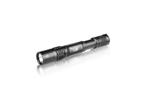 Klarus XT2A XP-G R5 2 AA LED 245 Lumen Tactical Flashlight w/ Pocket Clip