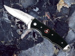 KnifeDAO Medium Shark LK9005 Folding Knife