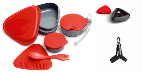 Light My Fire MealKit Deluxe Red