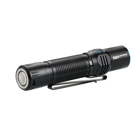 Olight M2R 1500 Lumen 1 x 18650 CREE XHP35 (Cool White) LED USB Rechargeable Flashlight