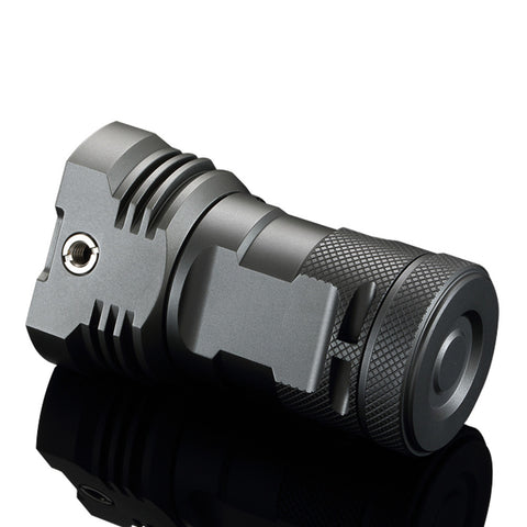Manker MK34 3 x 18650 6500 Lumen Nichia 219B LED Flashlight