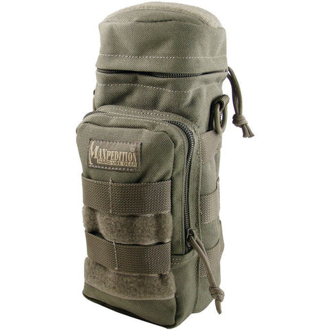 Maxpedition 10 x 4 Bottle Holder -  Foliage Green 0325F