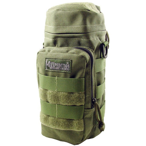 Maxpedition 10 x 4 Bottle Holder - OD Green 0325G