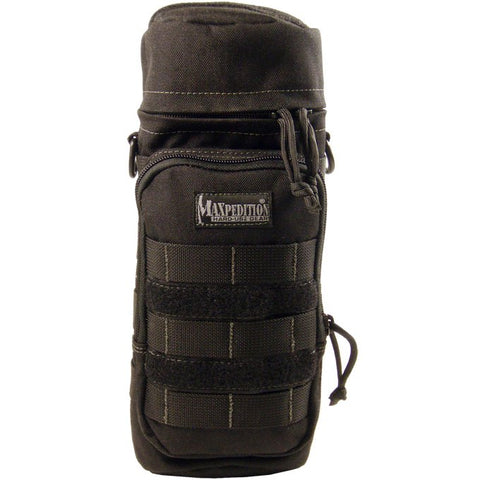 Maxpedition 12 x 5 Bottle Holder - Black 0323B